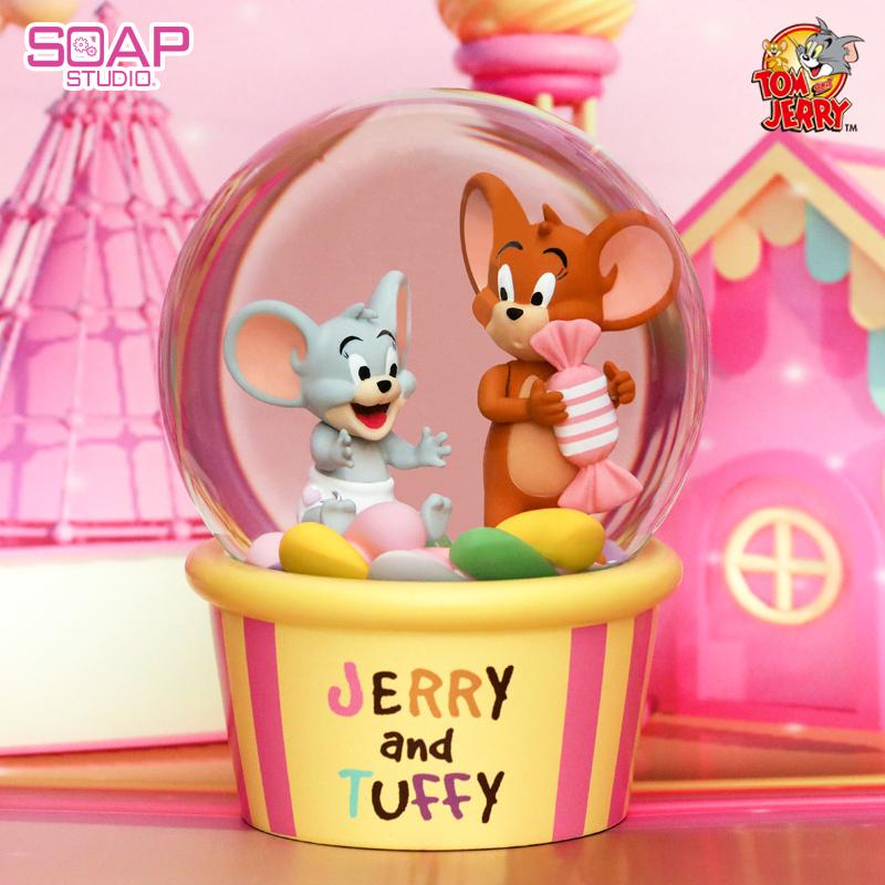 玩模总动员、评论有奖 : SoapStudio 猫和老鼠潮流玩具 糖果屋水晶球