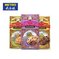 超值商超日:麦德龙 普拉妈妈曲奇饼干组合 200g*3