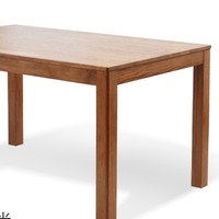 YESWOOD 源氏木语  Y2853 纯实木餐桌