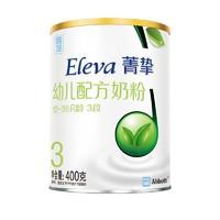 Abbott 雅培 雅培(Abbott) 奶粉 Eleva菁挚有机幼儿配方奶粉 3段400克(丹麦原装进口)