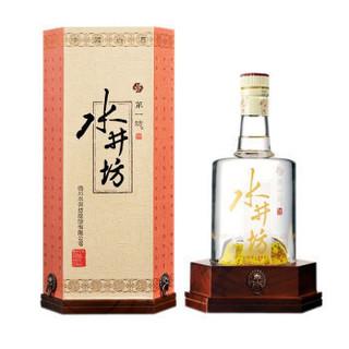 swellfun 水井坊 第一坊酒 井台 52%vol 浓香型白酒 500ml 单瓶装