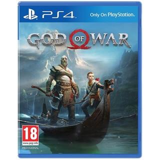 索尼PS4游戏 战神4 新战神 God of War 4 正版全新 中文版现货