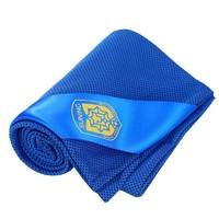 SUNING 苏宁足球俱乐部新品定制冷感运动毛巾吸汗男女跑步健身房篮球冰凉速干擦汗巾