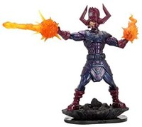 NECA Marvel HeroClix Galactus Devourer of Worldds 高级巨型公仔