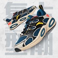 ANTA 安踏男款跑步鞋百搭耐磨防滑舒适运动鞋