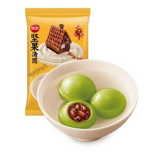 玉汤圆 巧克力巴旦木坚果汤圆  320g