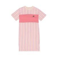 PUMA 彪马 2020夏季新款 条纹百搭 女款时尚修身短袖女式连衣裙