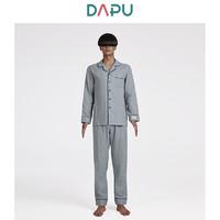 DAPU 大朴  AE3F12205 情侣纯棉家居服