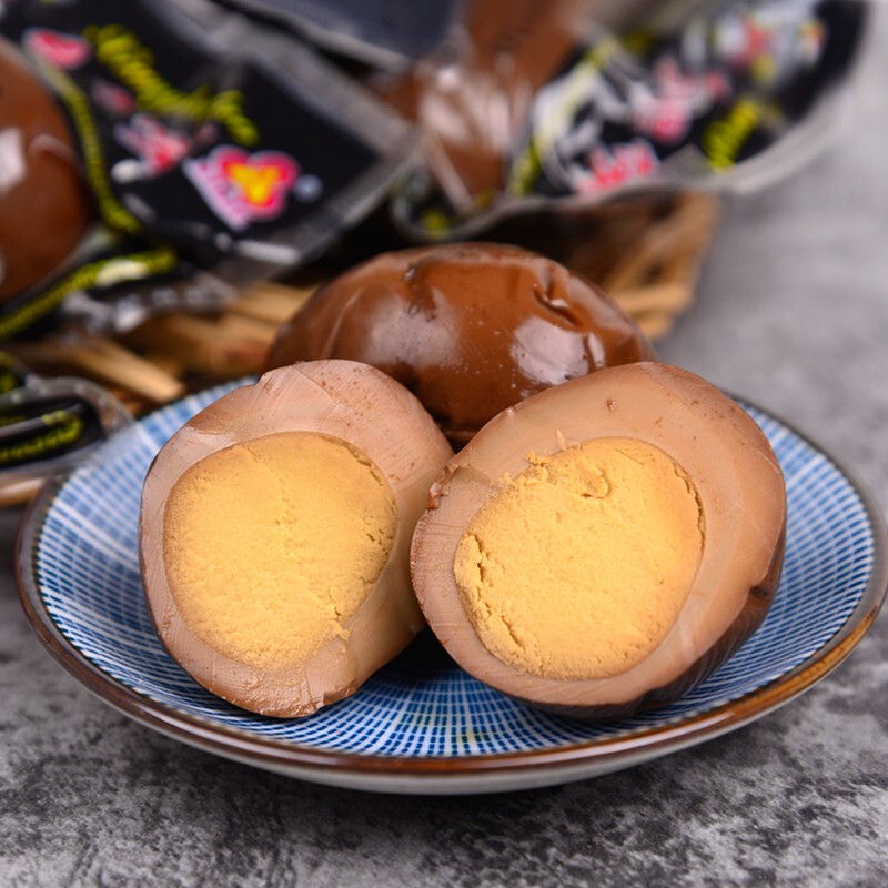 PLUS会员 : xinle 馨乐 黑卤蛋 20枚