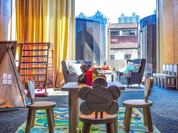 上海新天地朗廷酒店 行政房2晚(含全天行政礼遇)
