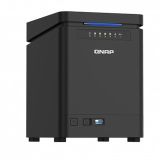QNAP 威联通 TS-453Dmini NAS网络存储 四盘位
