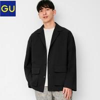 GU 极优  333917 男士衬衫夹克