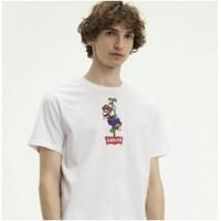 Levi's 李维斯 SUPER MARIO™ 联名系列 22491-0711 男士短袖T恤