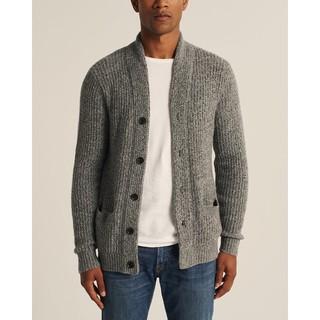 306964-1 男装长袖针织开衫