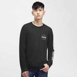 Levi's 李维斯 16139-0018 男士圆领印花长袖T恤