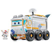 AULDEY 奥迪双钻 奥迪双钻(AULDEY)超级飞侠儿童玩具场景系列玩具儿童礼物 路奇太空探索场景-730808
