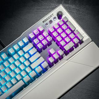 ROCCAT 冰豹 VULCAN 104键 有线机械键盘 黑色 冰豹泰坦茶轴 单光