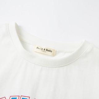 dave&bella 戴维贝拉 DKY17306-1 男童T恤