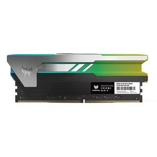 PREDATOR 掠夺者 星际迷幻 Apollo DDR4 3200MHz RGB 台式机内存