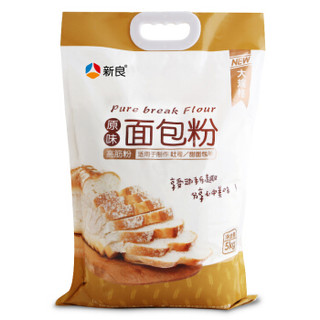 新良 原味面包粉  5kg