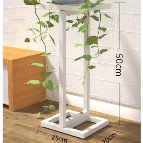 CHUANGBU 创步 折叠置物花架室内阳台装饰客厅落地式简约落地植物铁艺花盆架子