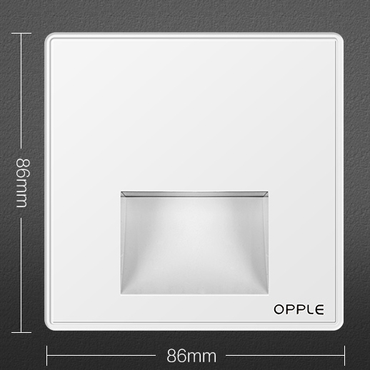 OPPLE 欧普照明 86型智能感应灯 常亮款