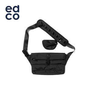 EDCO  艾德克 E19FDEUE2N01 男女款潮流斜挎包