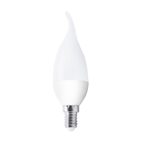 VALLIGHT  e14小螺口尖泡 LED蜡烛灯泡 7W 限时拍1发2