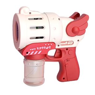 勾勾手 电动吹泡泡枪 电池版 2色可选