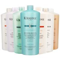 KÉRASTASE 卡诗 KERASTASE 洗发水 1000毫升 温和清洁滋养修复抗毛躁