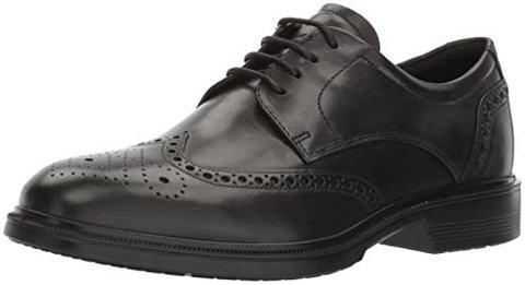 ecco 爱步 ECCO 男士Lisbon粗皮鞋