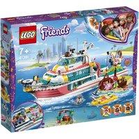 黑卡会员:LEGO 乐高 Friends好朋友系列 41381 海上爱心救援船