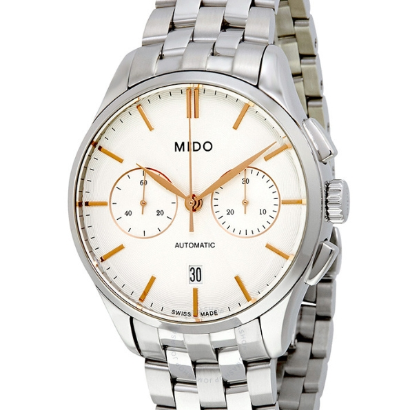 MIDO 美度 Belluna II M024.427.11.031.00 男士机械腕表