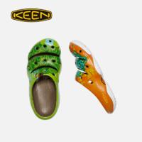 KEEN 科恩 xPG&A设计师款YOGUI户外防滑洞洞鞋男士透气溯溪鞋