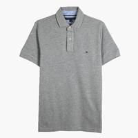 TOMMY HILFIGER 汤米·希尔费格 C837855269-004男式纯色短袖polo衫