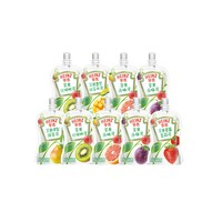 Heinz 亨氏 宝宝营养辅食果泥吸吸袋 9袋