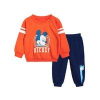 Disney baby 儿童卫衣套装