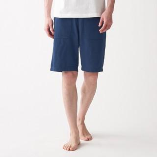 MUJI 无印良品 FBF70C0S 男式泡泡纱短裤