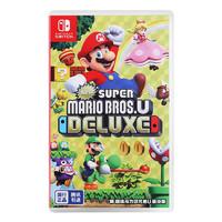 Nintendo 任天堂 switch游戏卡带《超级马力欧兄弟U 豪华版》国行