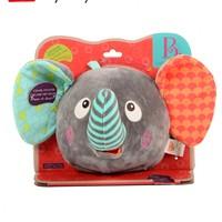 B.Toys 比乐 婴幼儿童互动玩偶 搞怪的大象