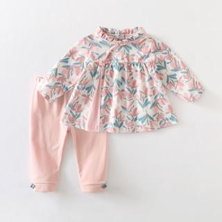 jellybaby 杰里贝比 女童春季套装