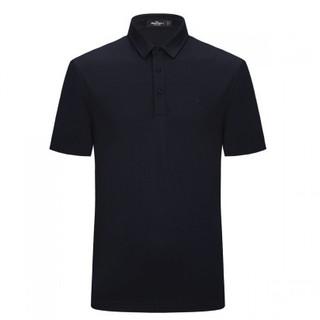 SEVEN 柒牌 男士商务休闲短袖Polo衫