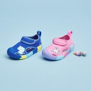 儿童防踢凉鞋
