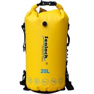 sealock/防水包漂流溯溪浮潜游泳旅行收纳袋沙滩海边双肩运动背包