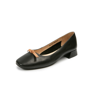 C.BANNER 千百度 A9416088A08 女士单鞋
