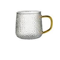 古道品茗 GD27 锤纹玻璃杯 350ml