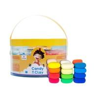 Coloyou 卡乐优 卡乐优超轻粘土3亲子早教小孩玩具 24色糖果装黏土安全彩泥
