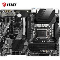 PLUS会员:MSI 微星 Z490-A PRO 主板 ATX(标准型)Z490/LGA 1200