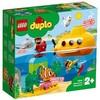 LEGO 乐高 DUPLO 得宝系列 10910 潜艇大冒险