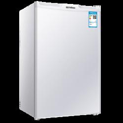 Ronshen 容声 BC-101KT1 单循环 直冷单门冰箱 101L 珍珠白